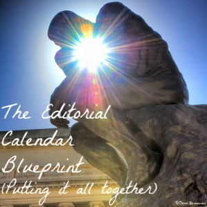 The Editorial Calendar Blueprint