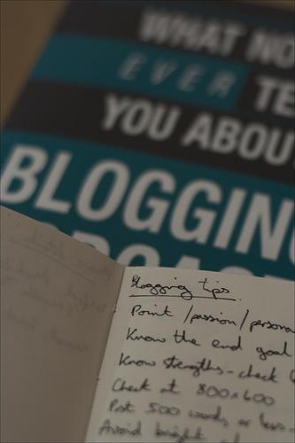 stop blogging; start telling stories