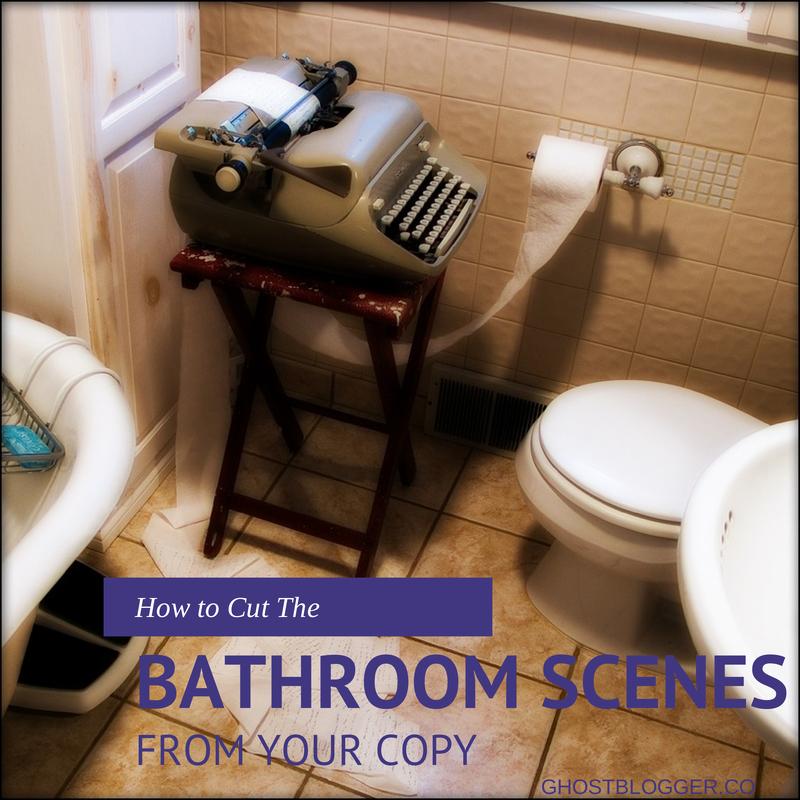 Cut the bathroom scenes from your copy lacy boggs for Bathroom scenes photos