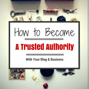 How to Become a trusted Authority