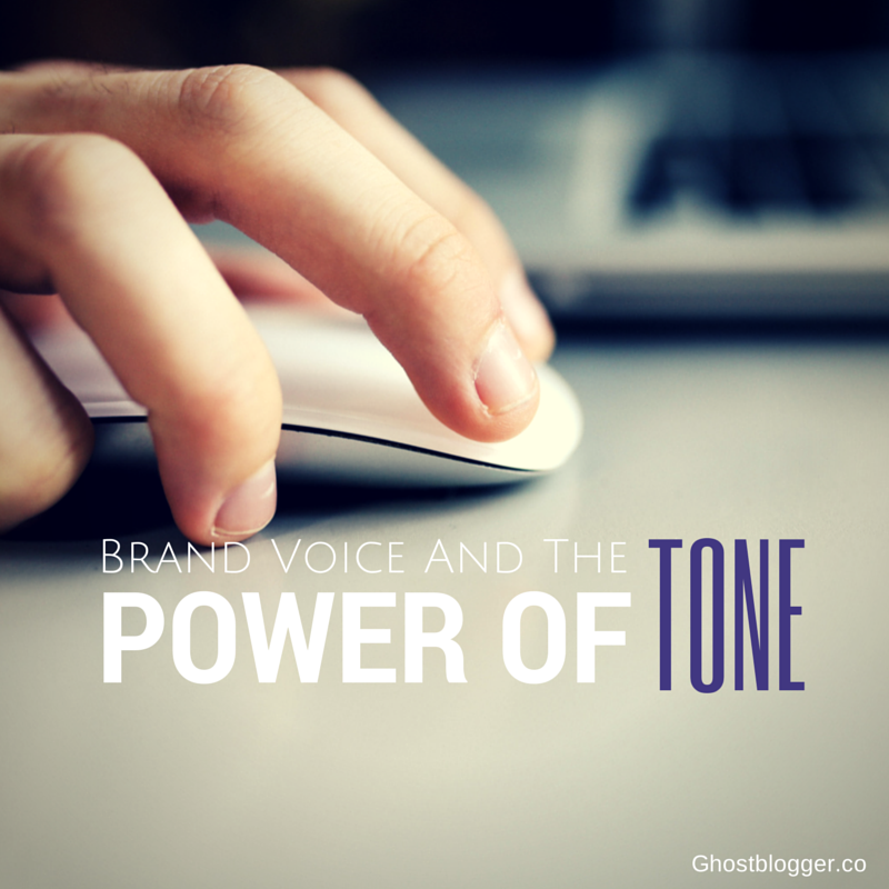 power of words: tone