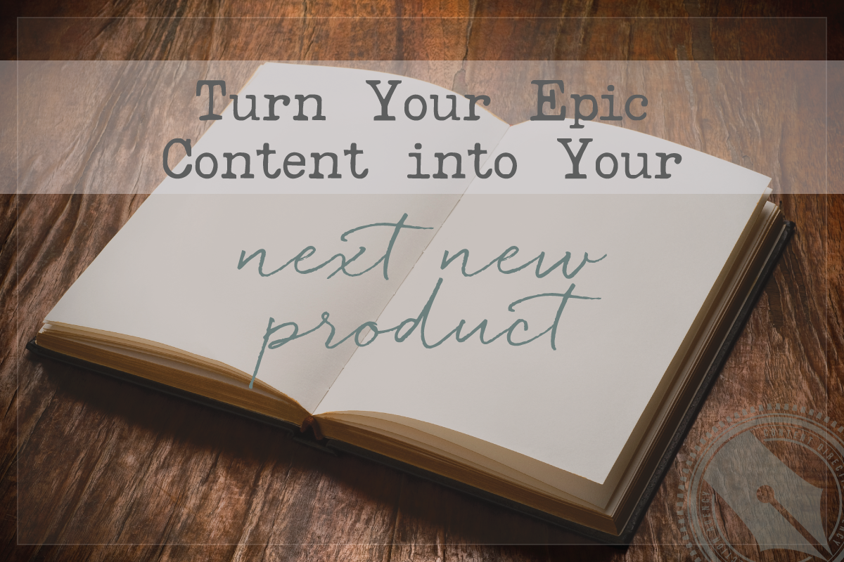 blog writing products