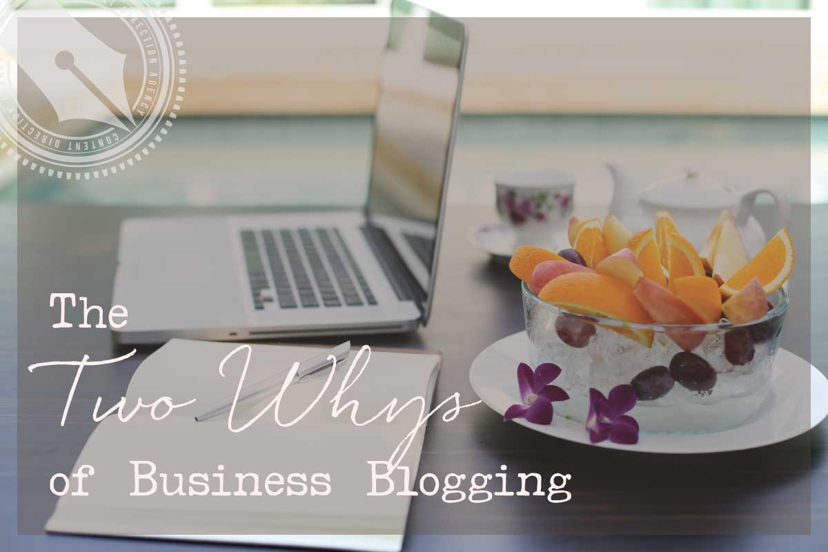 business blog why