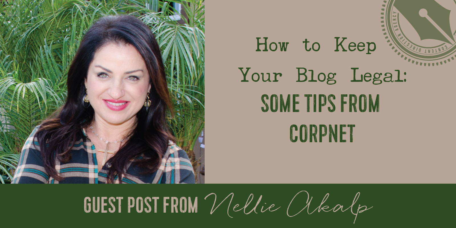 Keep your blog legal with these tips
