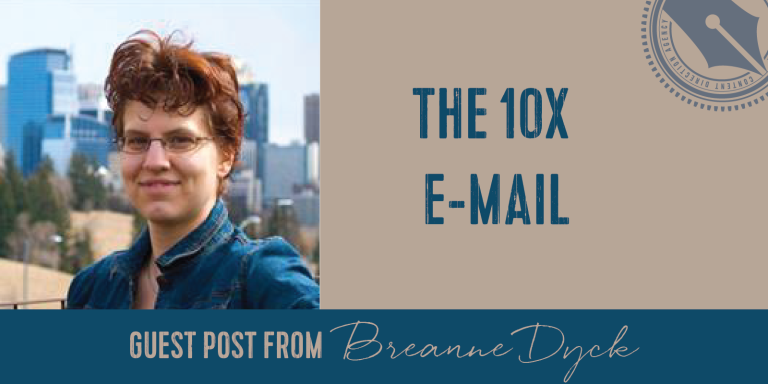 The 10x Email