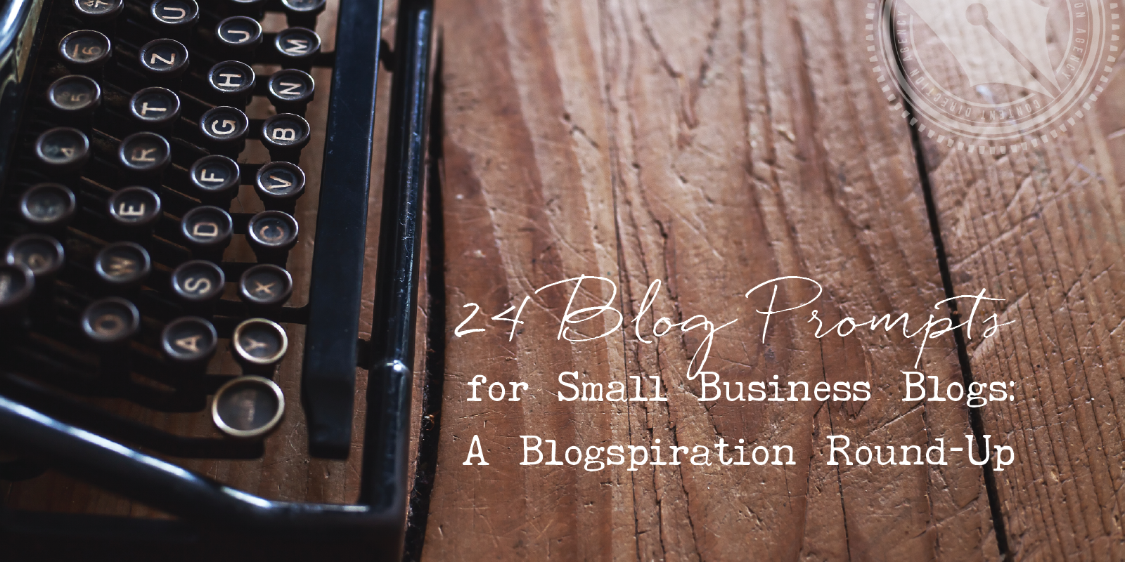 Blog Prompts business blogging