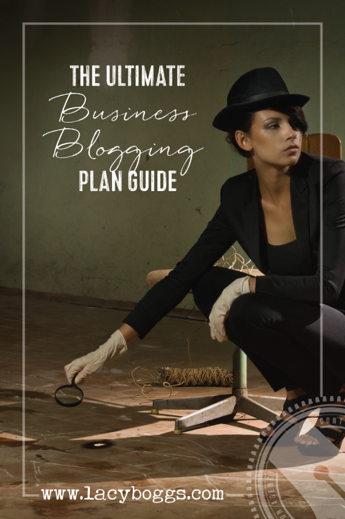 Pin This — Ultimate Business Blogging Guide