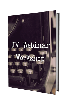 JV Webinar Workshop