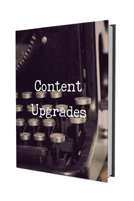 Content Upgrades Workshop