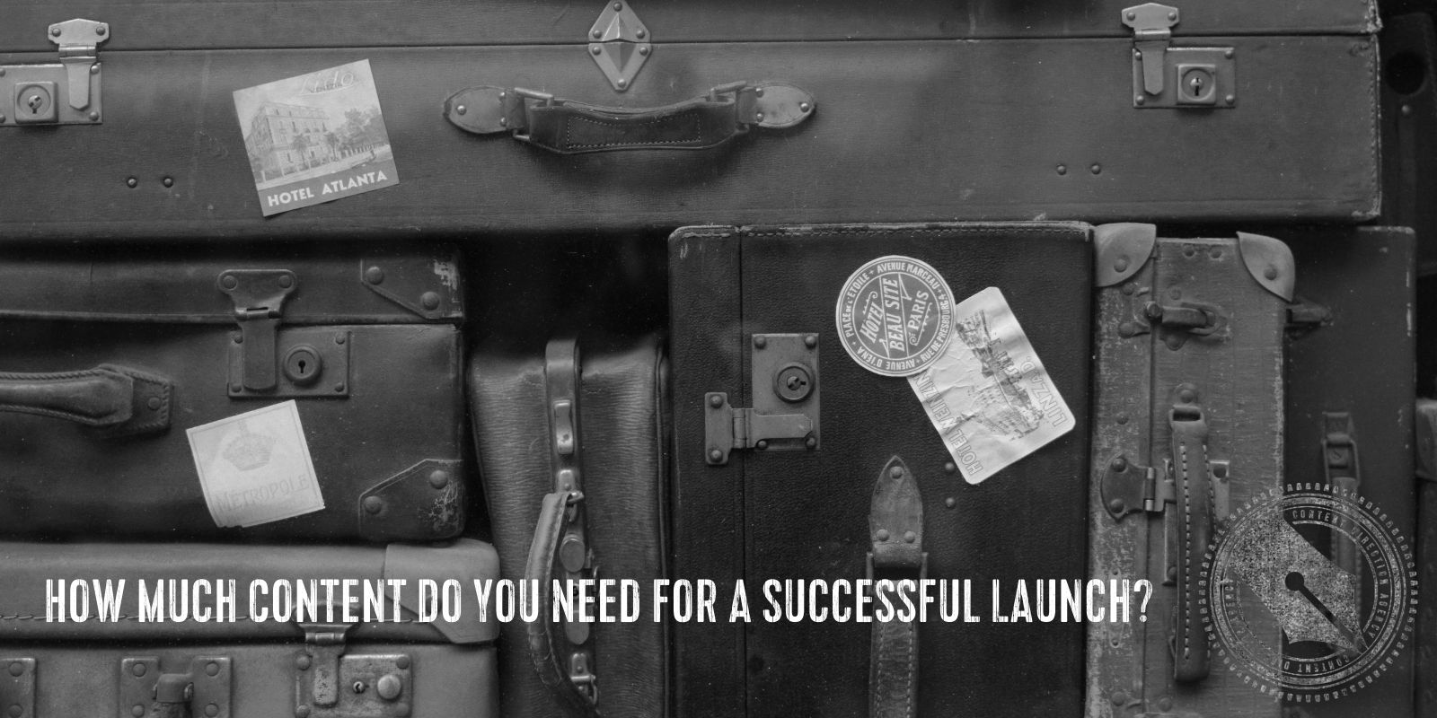 How Much Content Do You Need for a Successful Launch?